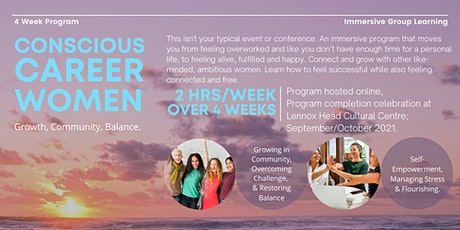 Conscious Career Women Development Program tickets