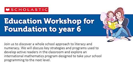 Scholastic Education Workshop (Hillarys, WA) tickets