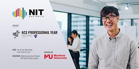 ACS Professional Year Program (ICT) at NIT Australia tickets