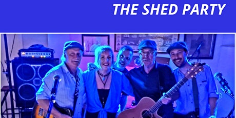 The Shed Party tickets
