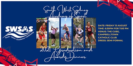 2021 Graduation and Awards Dinner tickets