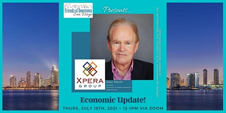 Economic Update with Alan Nevin tickets