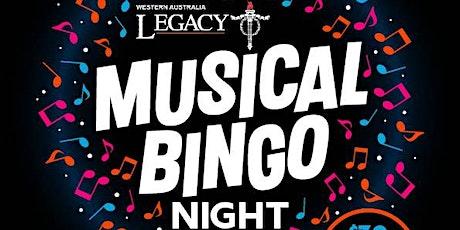 Musical Bingo Night tickets
