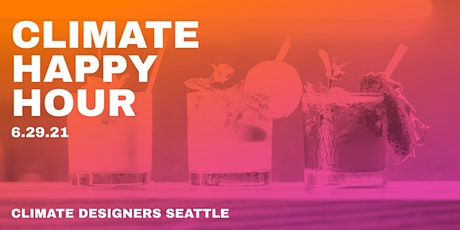 Climate Happy Hour tickets