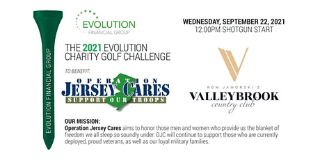 THE 2021 EVOLUTION CHARITY GOLF CHALLENGE tickets