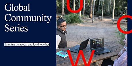 Global Community Series - 'Cuppa Catch-Up' Session (Virtual) tickets