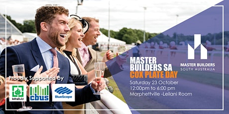 MASTER BUILDERS SA COX PLATE DAY tickets