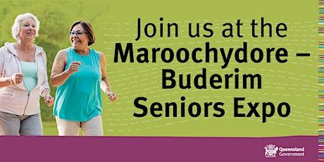 Maroochydore - Buderim Seniors Expo tickets