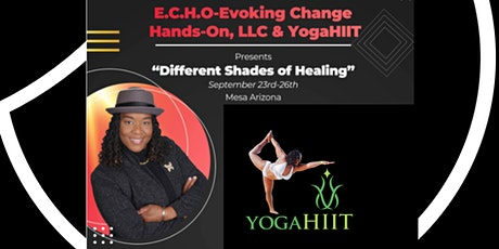 Different Shades of Healing tickets