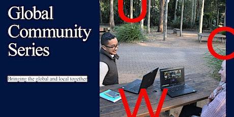 Global Community Series - 'Language Exchange' Session (Virtual) tickets