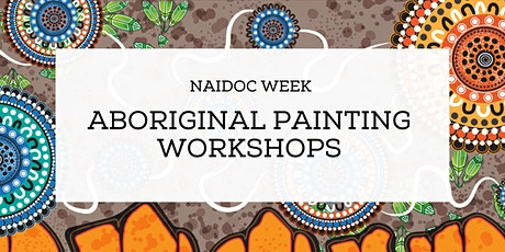 NAIDOC 2021 | Painting workshop with Hayley Pigram tickets