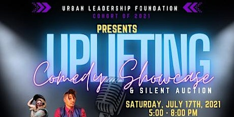Uplifting Comedy Showcase and Silent auction tickets