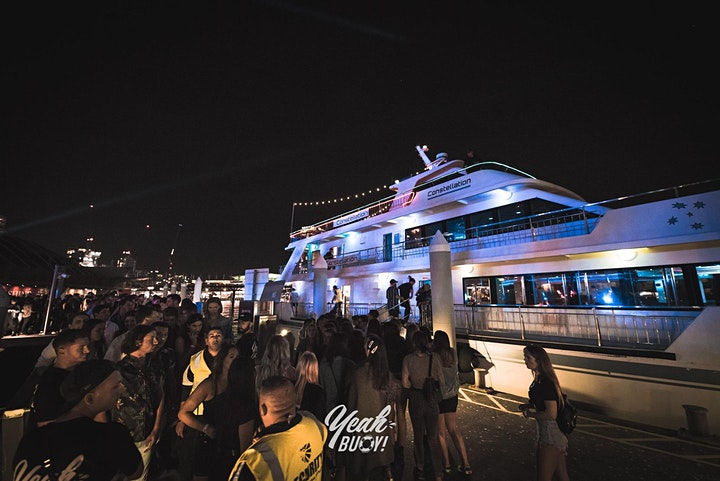 Yeah Buoy - VivLights Festival Opening Night - Boat Party image