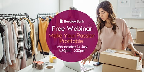 Making Your Passion Profitable tickets
