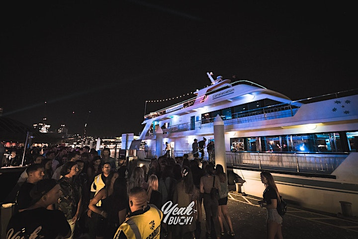 Yeah Buoy - VivLights Festival Opening Weekend - Boat Party image