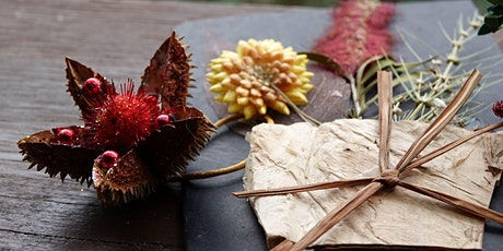 NaturallyGC Nature's Art and Christmas Craft (kids workshop) tickets