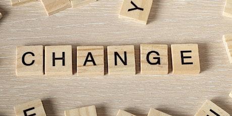 Change Management Models (Virtual) tickets