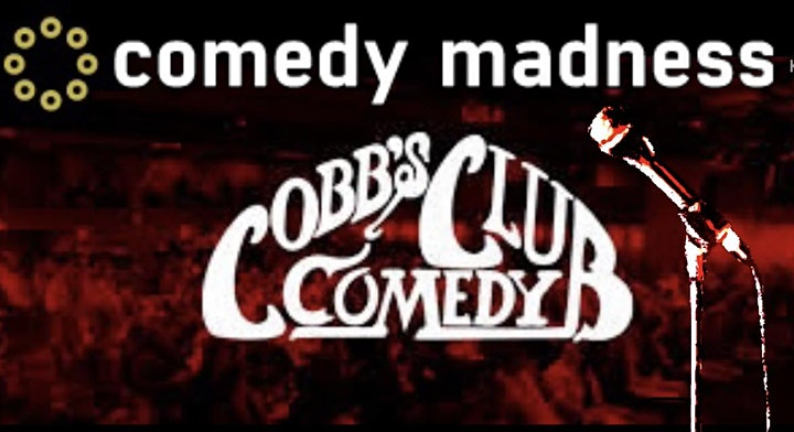 Limited FREE Tickets To CB Live Comedy Madness Show image