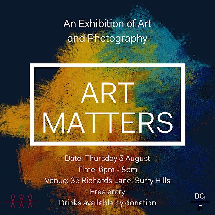 ART MATTERS image