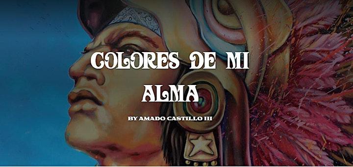 Visit the MACC Gallery: Amado Castillo Painting Exhibit image