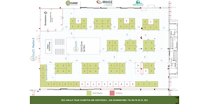 HVAC & R Technology Expo and Conference brought to you by IRHACE image