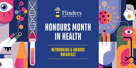 Honours Month Networking & Awards Breakfast tickets