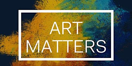 ART MATTERS tickets
