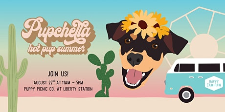 Pupchella by Puppy Picnic Co. tickets
