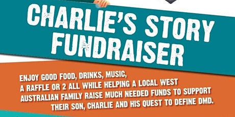 Charlie's Story Fundraiser tickets