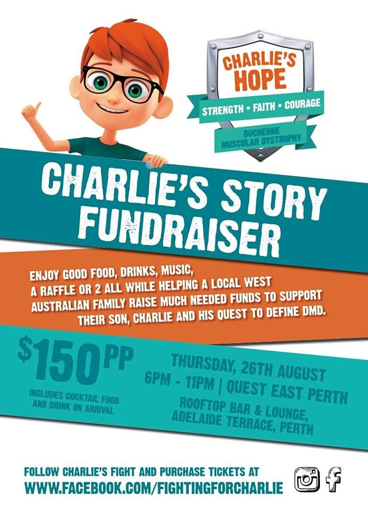 Charlie's Story Fundraiser image