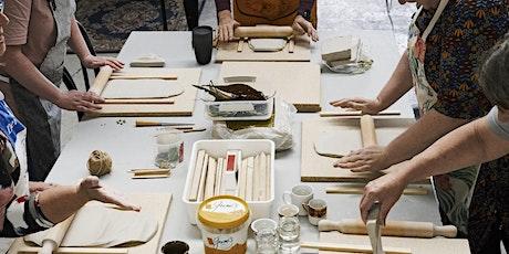 Community Ceramics- Free Event tickets