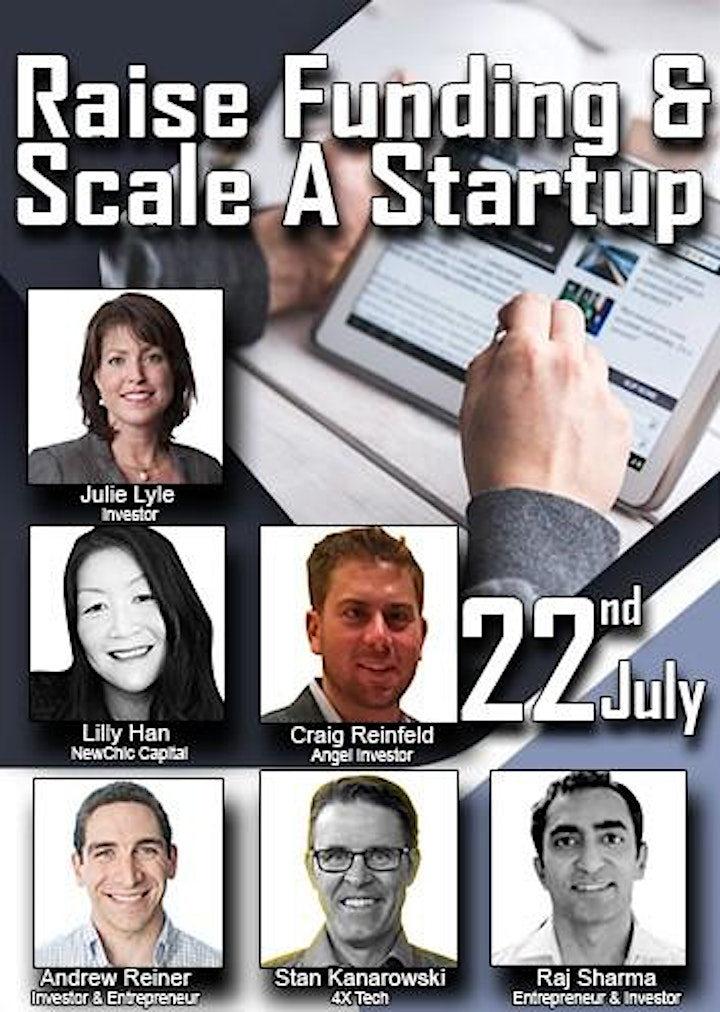 Know All - How to Raise Funding and Scale a Startup image