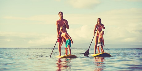 An ADF families event: Stand up paddleboarding, Darwin tickets