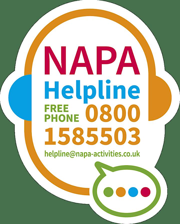 NAPA - Person Centred Sensory Activities image