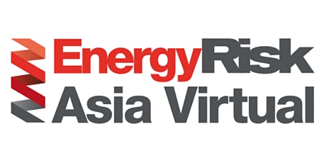 Energy Risk Asia  Virtual 2021 tickets