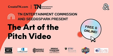 The Art of the Pitch Video tickets