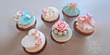 Vintage beauties - cupcake class tickets
