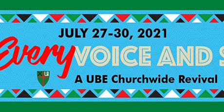 UBE 2021 Virtual Churchwide Revival Worship Services tickets