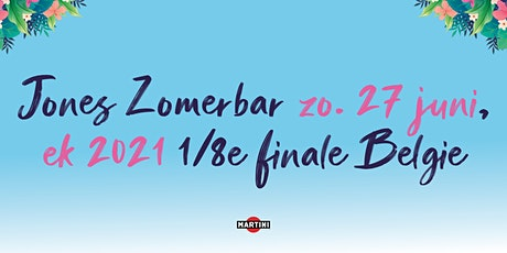 EK Live: België 1/8e finale (27/6) tickets