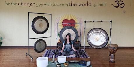 Gong Meditation - Sacred Sound Journey PLUS Emotion Release tickets