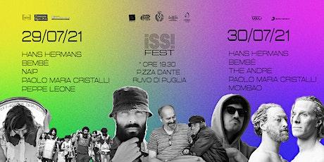 ISS! Fest // Ruvo di Puglia biglietti