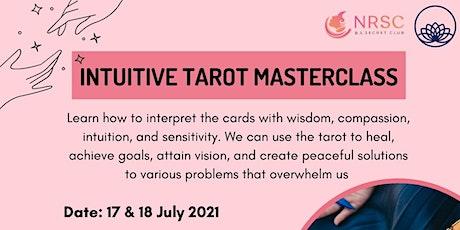 Intuitive Tarot Masterclass tickets