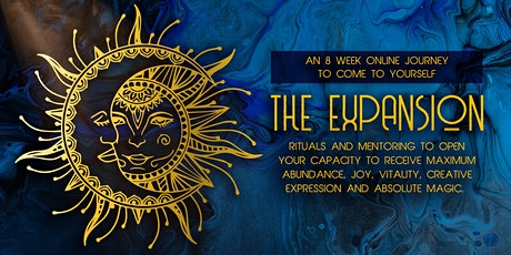 The Expansion- 8 Week Online Journey tickets