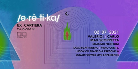 Friday 2/07/21 ERETIKA opening @ Citylab 971 biglietti