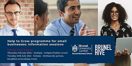 Help to Grow Programme- Information session for SMEs tickets