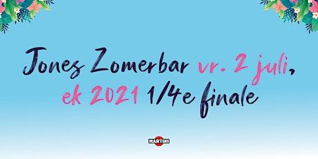 EK Live: België 1/4e finale (2/7) billets