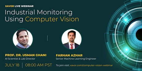 Industrial Monitoring Using Computer Vision tickets