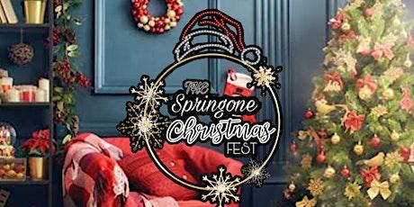 THE SPRINGONE CHRISTMAS FEST entradas