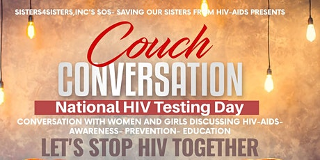 National HIV Testing Day tickets