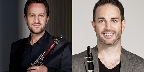 Wind Festival 2021 Clarinet Masterclass - David Griffiths and Paul Champion tickets